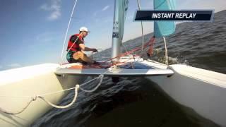 Catamaran Capsize Kenterung Topcat F2