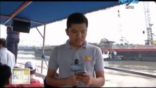 Eagle On The Go River Bus Ferry Starts Trial Run in Pasig River