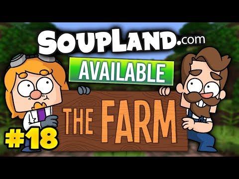 Minecraft The Farm #18 - Soup Land