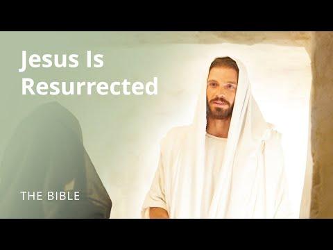 Jesus Is Resurrected