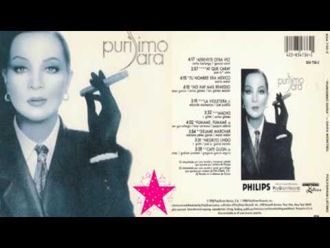 SARA MONTIEL - PURISIMO SARA, Disco completo