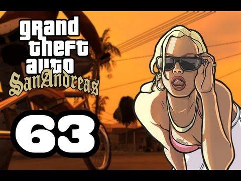 Let's Play Grand Theft Auto San Andreas [HD] Part 63: Off To Las Venturas