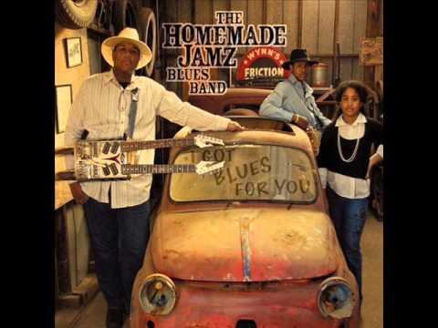 The Homemade Jamz Blues Band - Rumors
