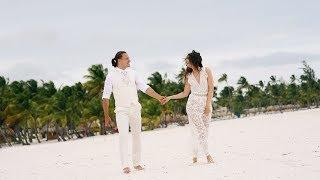 свадьба в доминикане - официальная свадебная церемония в Пунта Кане