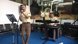 Download Lagu Kumau Dia II.Andmesh Cover by Lidah Bugis feat Roy The Key's. mp3