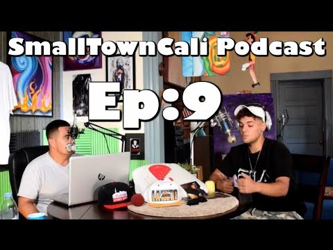 SmallTownCali Podcast Ep:9 - Brandon Aleman aka sage the angel