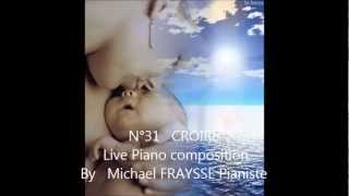 SONG N°26 I BELIEVE I CAN FLY By Michael FRAYSSE Pianiste Compositeur SACEM Music Composition Piano