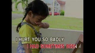 Sorry as popularized by Aiza Seguerra Video Karaoke