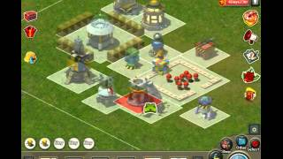 Toy Attack Facebook Game   First Look Gameplay