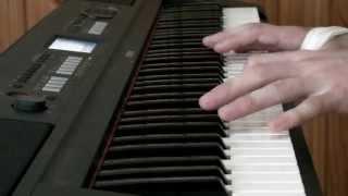 Majk Spirit & Celeste Buckingham - I Was Wrong (piano cover)