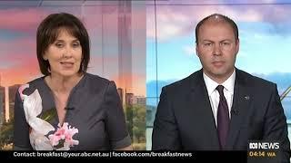 Interview with Virginia Trioli & Michael Rowland, ABC News Breakfast, ABC TV (6 December 2018)