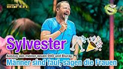 Sylvester 🥂🎉 | Mario Barth: Männer sind faul, sagen die Frauen - Auszug aus der neuen DVD/Bluray