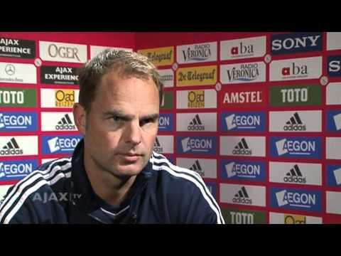 De clubliefde van Frank de Boer