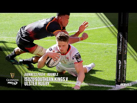 Guinness PRO14 Round 3 Highlights: Southern Kings v Ulster