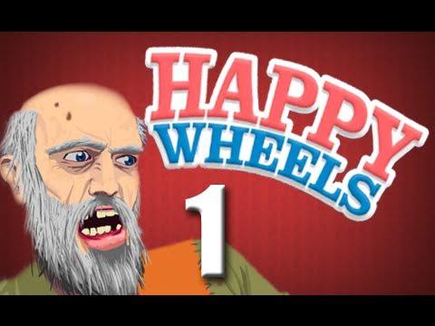 Happy Wheels W Fawdz Ep1 Youtube