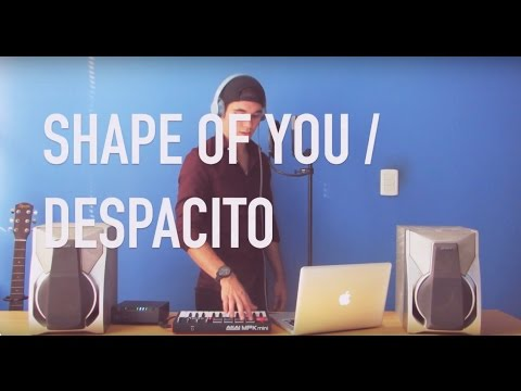 Shape Of You / Despacito ( Reggaeton Mashup Latin Cover ) - Fabrizio Solari