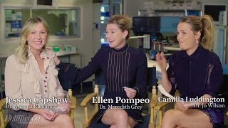 Fishing for Answers From the Cast of Grey's Anatomy