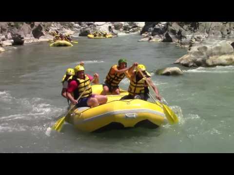 Haydi Kampa Rafting