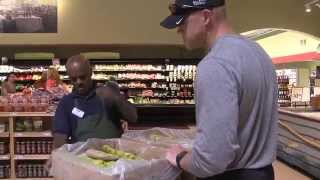 Ball State Athletics: Feeding Football Players