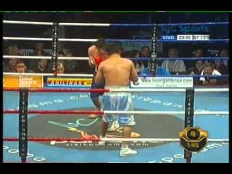 Alejandro RAMIREZ vs Carlos CARMONA - Full Fight - Pelea Completa