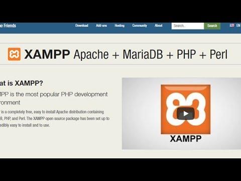 download xampp php version 5.6