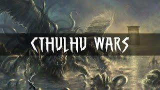 Live Replay #13 - Cthulhu wars #1