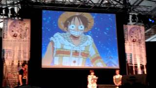 Animania LIVE voice acting by Ikue Otani- Chopper