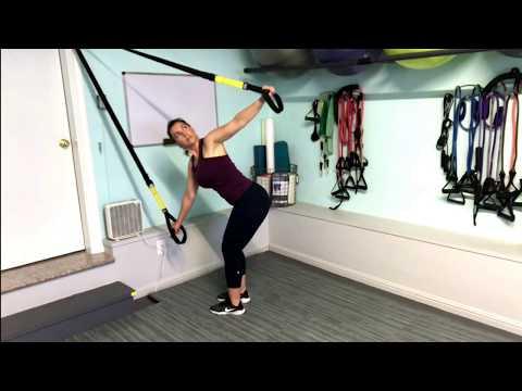 Technique Tuesday – TRX Golf Rotation (Single Arm)
