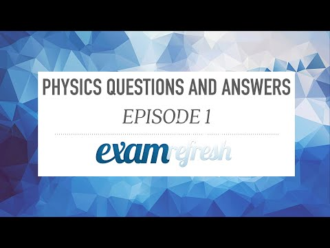 Ultrasound Physics Q And A Episode 1