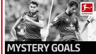 Bundesliga Mystery: 2 Goals with a Twist