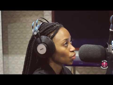Thabsie Talks: Bad breakup, Leaving her Job & New Single on the DJ Sbu Breakfast