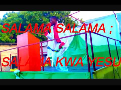 Salama kwa Yesu