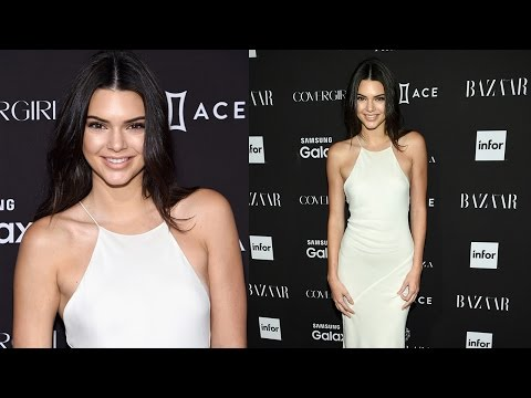 Kendall Jenner Rebels with Left Nipple Piercing