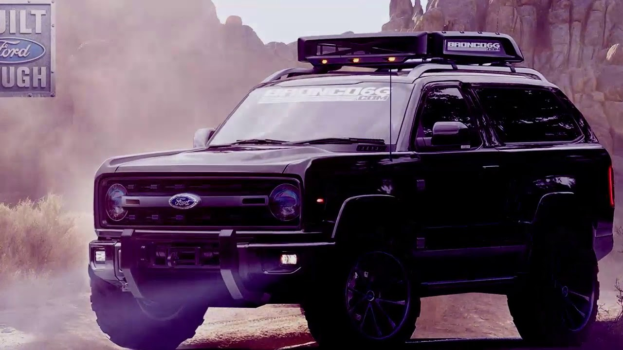 Hot news 2020 ford bronco