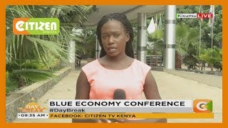 Blue Economy Conference kicks off in Kisumu