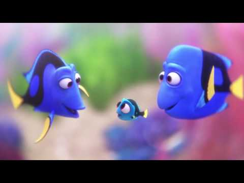 Disney's Finding Dory | Just Keep Swimming | On Blu-ray, DVD and Digital NOW