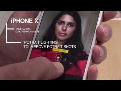 Apple's New iPhone X - The Key Features