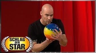 Spiel 5 - Bowling - (1.Folge) - Schlag den Star