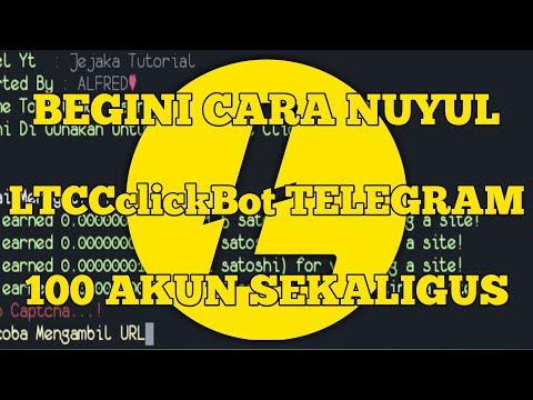 cara-nuyul-ltcclickbot-telegram-100-akun-sekaligus