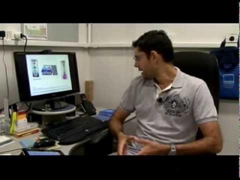 Espectrofotometria UV-Vis - vídeo-aula e vídeo-tutorial