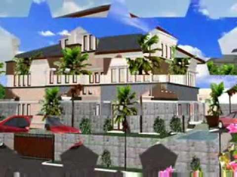 gambar rumah 3d