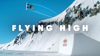 Flying High | Snowboarding At It's Finest