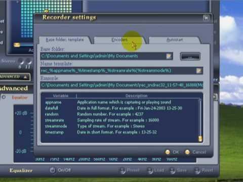 AV Voice Changer Software -Integrate with Camtasia 6.0 Recording Studio   FunnyCat.TV