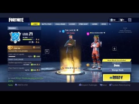 Fortnite perfect timing of dancing ,, The Robot ''