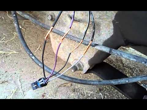 gm fuel pump wiring