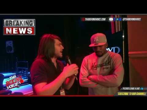 Floyd Mayweather Jr On Badou Jack vs James Degale For December ??