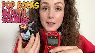 Pop Rocks Popping & Hard Candy [ASMR] [Mouth sounds]