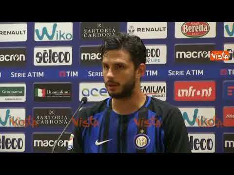"""Lazio-Inter, Ranocchia (Inter) """"Ci abbiamo creduto, ora possiamo aprire ciclo importante"""""""