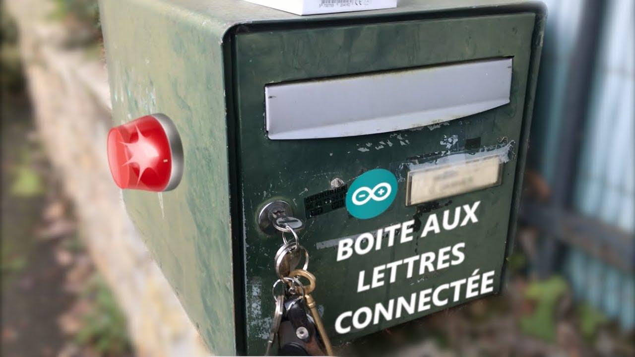 Download Arduino - Boite aux lettres /Prévient lors de courrier ou colis