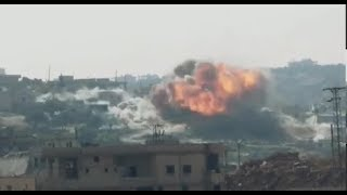 Battles for Syria | November 18th 2019 | Airstrikes in South Idlib